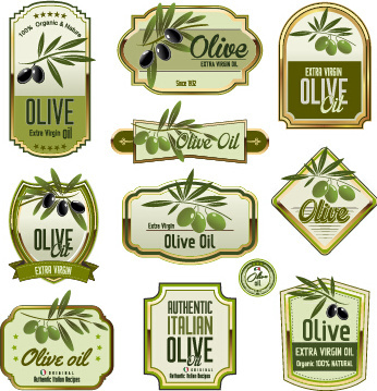 346x359 Olive Oil Label Free Vector Download (9,035 Free Vector) For