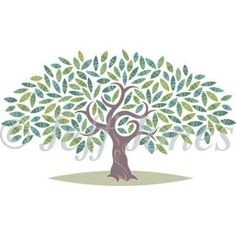236x236 Olive Tree Vector Art Illustration Teaching And Learning