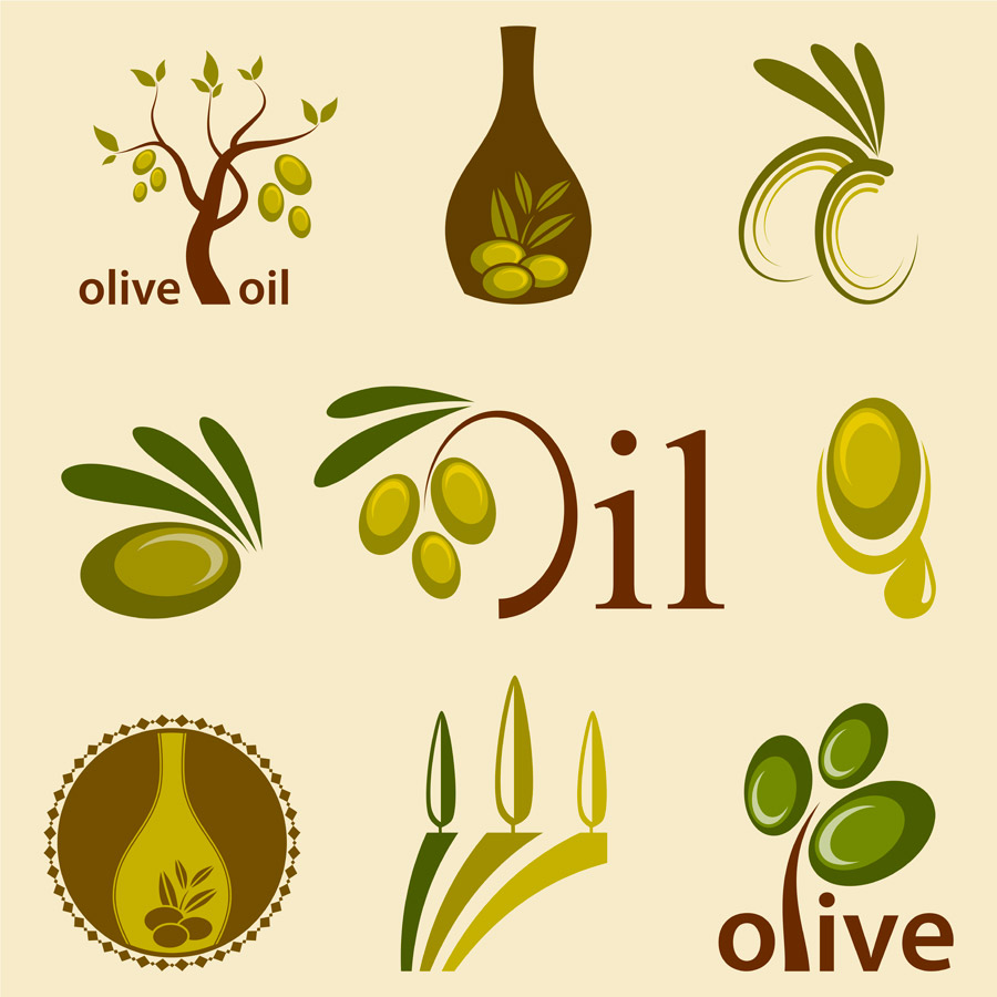 900x900 Olive Oil Free Vector Graphic Download