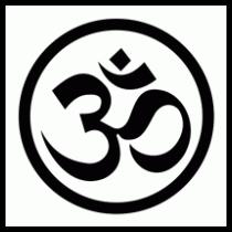 Om Symbol Vector