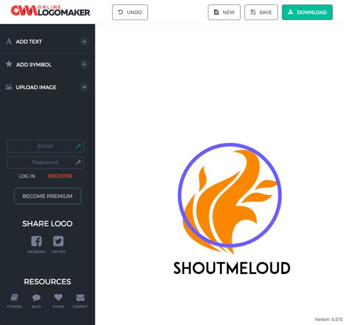 700x661 Logos. Pixel Logo Maker Online Logo Maker Vector Design Youidraw