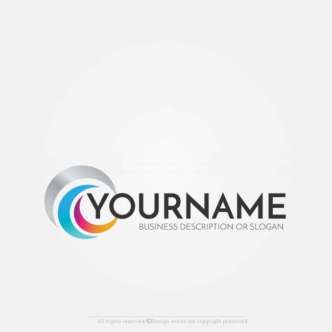 650x650 Online Text Logo Design Maker
