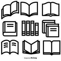 200x200 Open Book Icon Free Vector Art