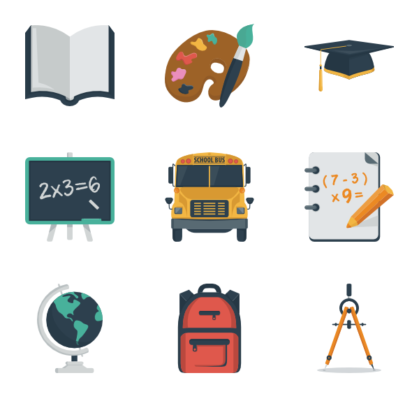 600x564 Open Book Icons