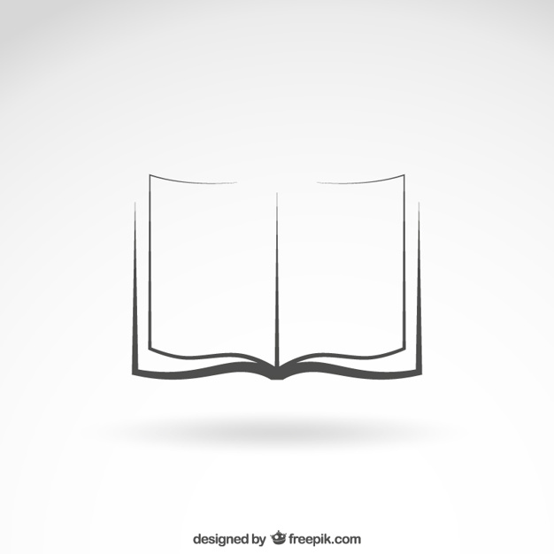 626x626 Open Book Icon Vector Free Download