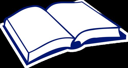 500x265 12237 Free Vector Open Book Icon Public Domain Vectors