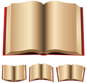 344x327 Open Book Free Vector Download (86,928 Free Vector) For Commercial
