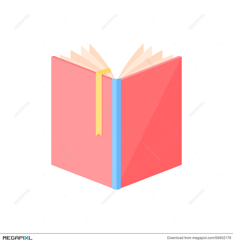 800x830 Open Book Vector Illustration 56652176