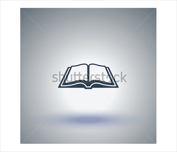 585x500 Book Icons Free Psd, Ai, Vector Eps Format Download Free