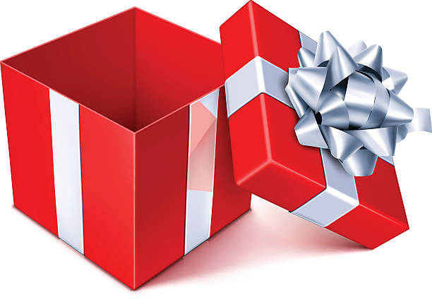 612x431 Open Gift Box Clipart Amp Open Gift Box Clip Art Images