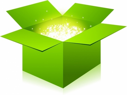 491x368 Open Box Free Vector Download (88,322 Free Vector) For Commercial