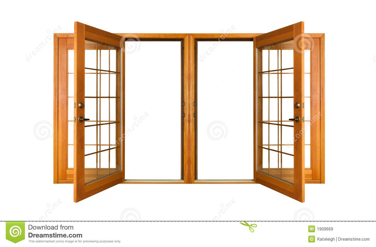 Open Door Vector Free