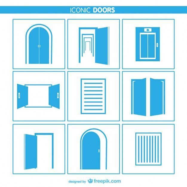 626x626 392 Best Interiors Images Open Door Vector Free