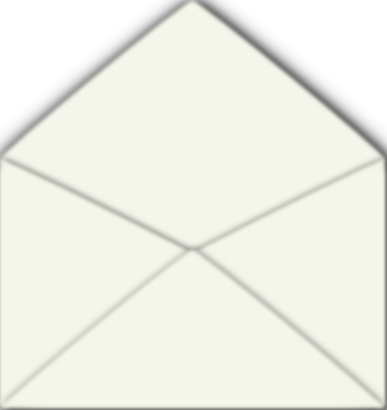 564x597 Open Envelope Clip Art Free Vector In Open Office Drawing Svg