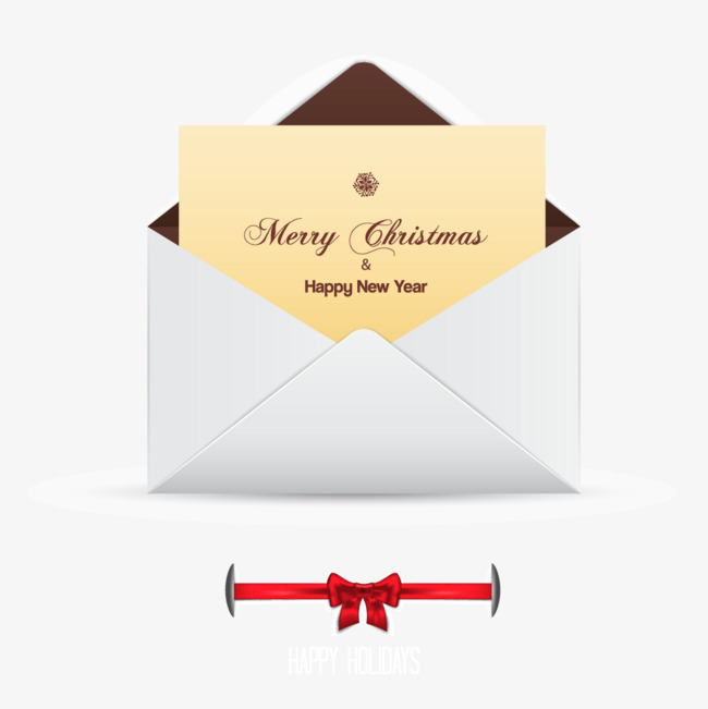 650x651 Christmas Envelope Vector, Christmas Envelope, Open Envelope