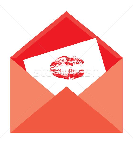 559x600 Vector Open Envelope Vector Illustration Lilac ( 7945435