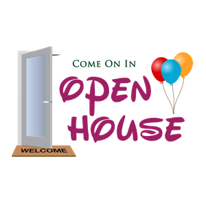 300x300 Open House Clipart, Cliparts Of Open House Free Download (Wmf, Eps