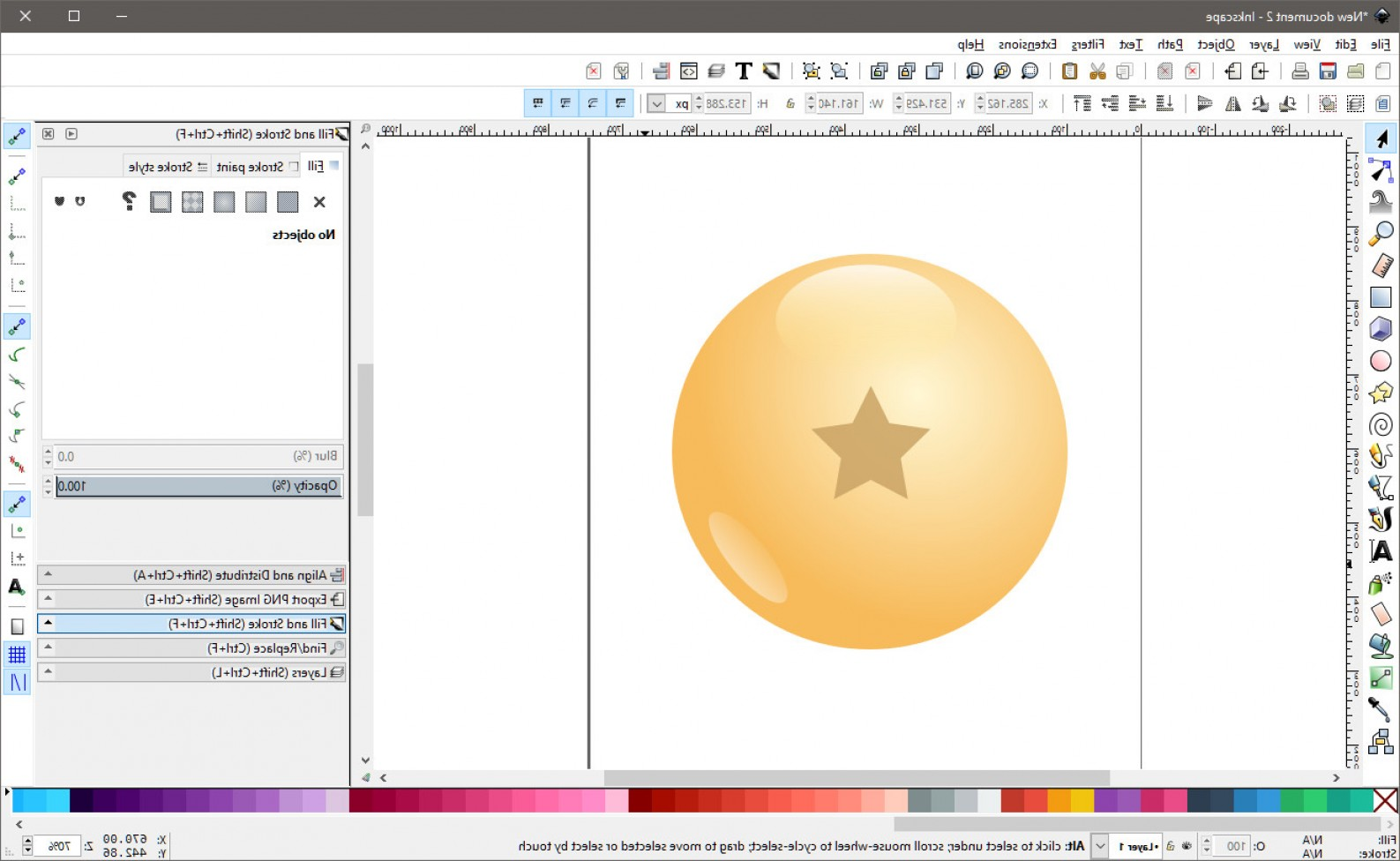 1587x976 Inkscape An Open Source Vector Editor Arenawp