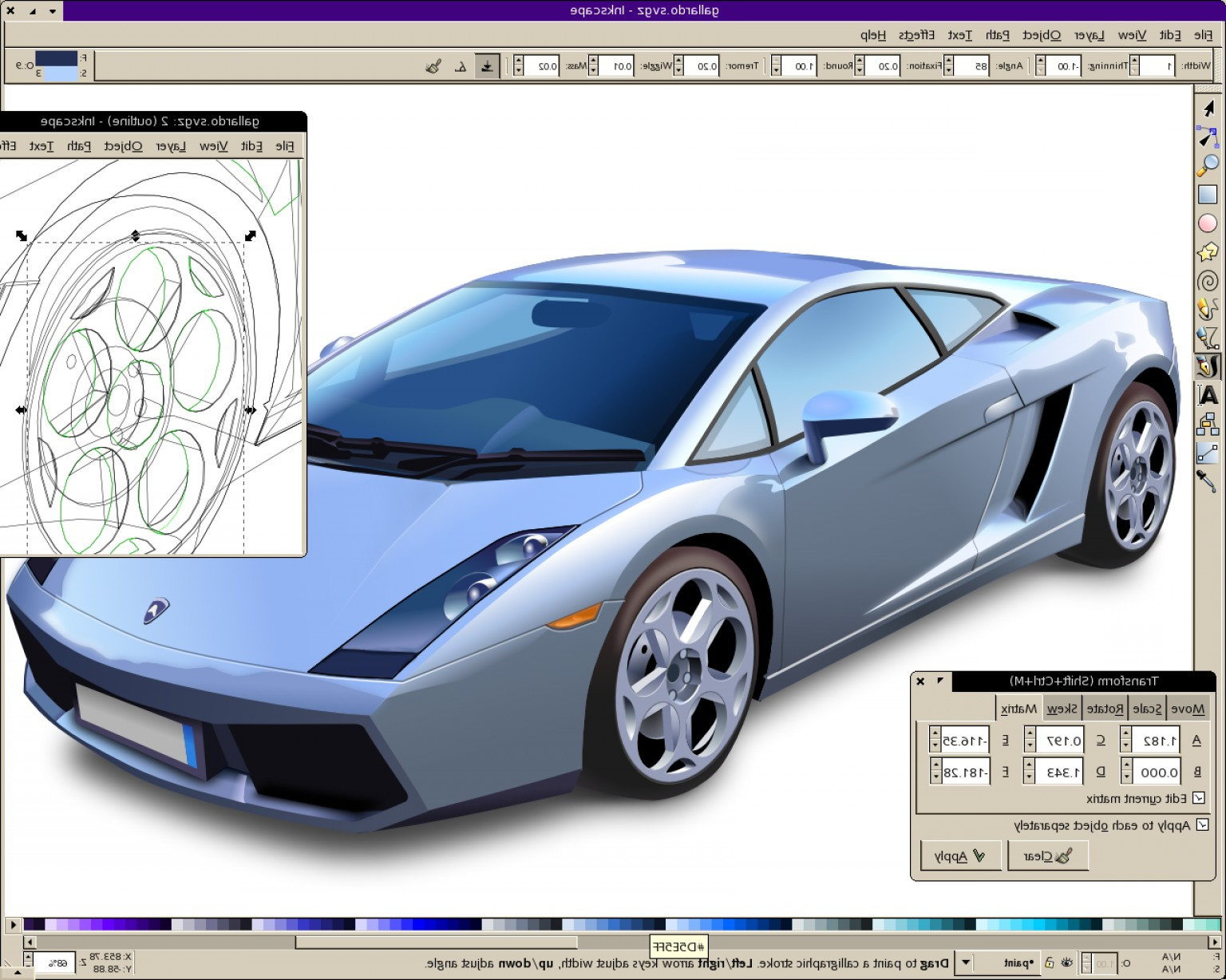 1536x1228 Open Source Vector Graphics Editor Arenawp