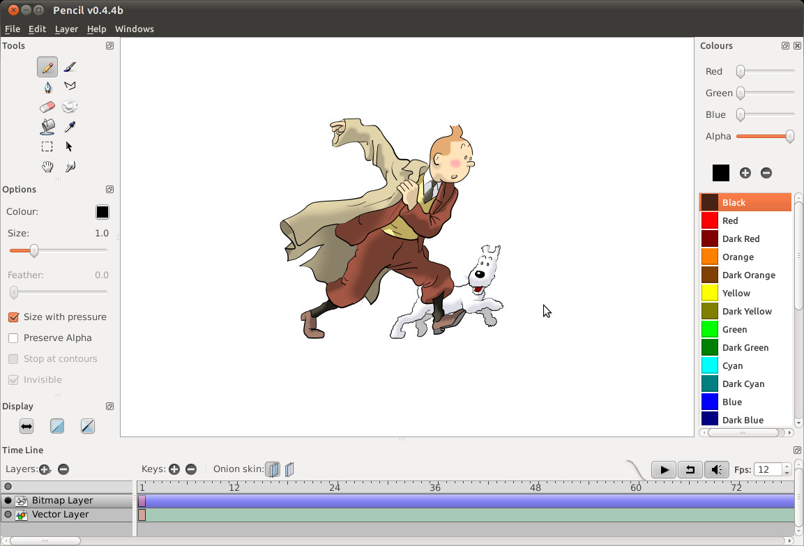 1153x783 Free Cartoon Drawing Software Image Gallery Open Source Vector