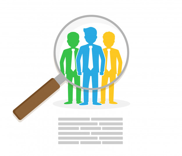 626x538 Find Person For Job Opportunity Vector Premium Download