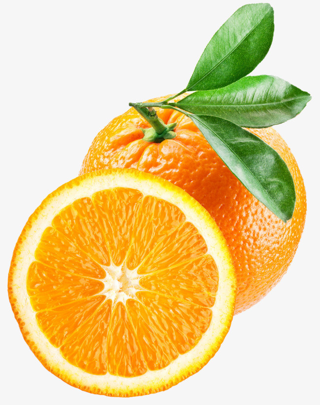 650x821 Orange And A Half, Orange, Fruit, Vector Png And Vector For Free