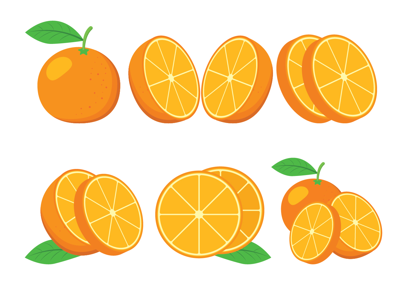 Orange Fruit Vector at GetDrawings com | Free for personal