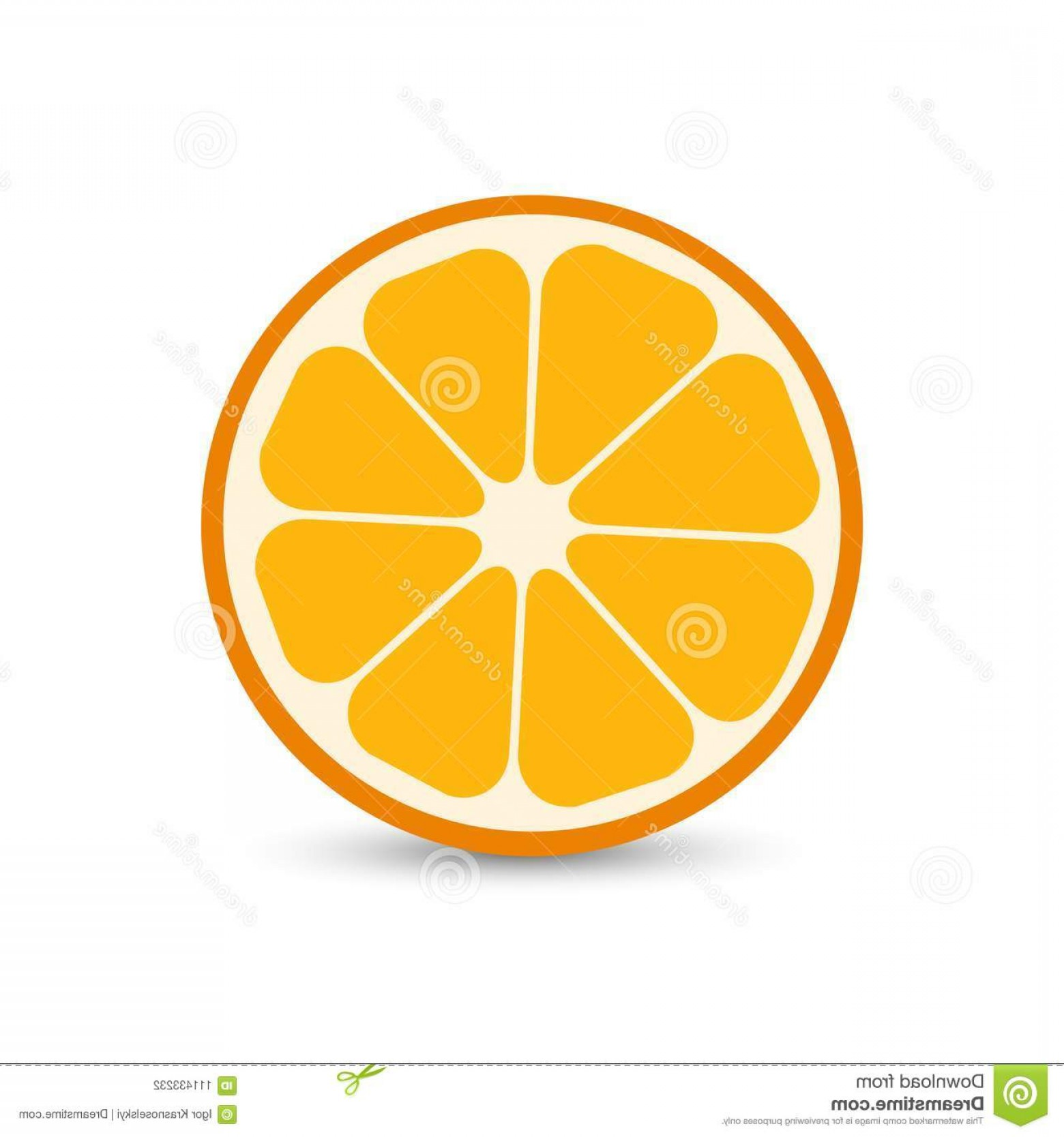 1560x1668 Orange Fruit Flat Designe Half Orange Orange Fruit Flat Designe
