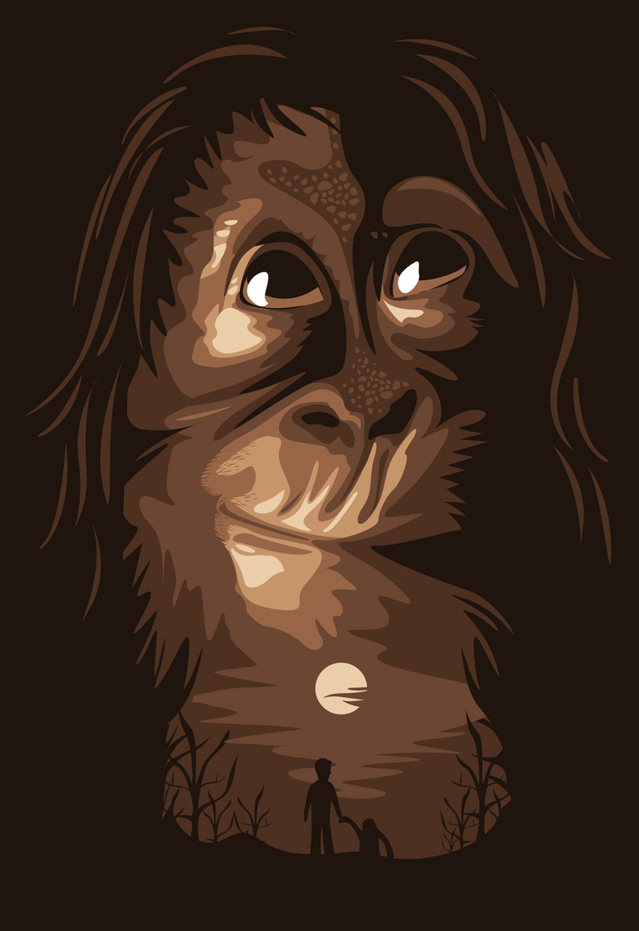 900x1312 Hope (Help Orangutan Through People Empowerment) By Lapantigatiga