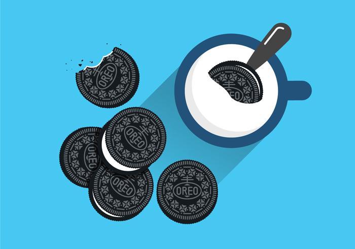 700x490 Oreo Cookie Vectors