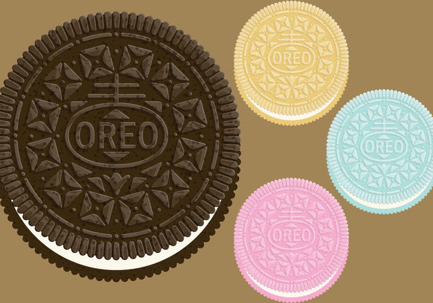 632x443 Oreo Cookie Vectors Free Vector Download 347105 Cannypic