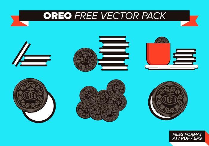 700x490 Oreo Free Vector Pack