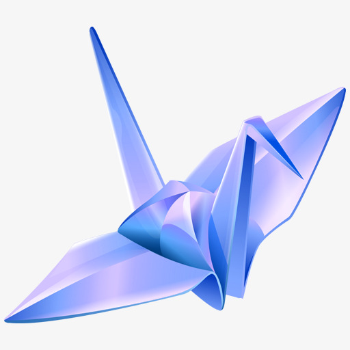 512x512 Origami Crane Png Images Vectors And Psd Files Free Download