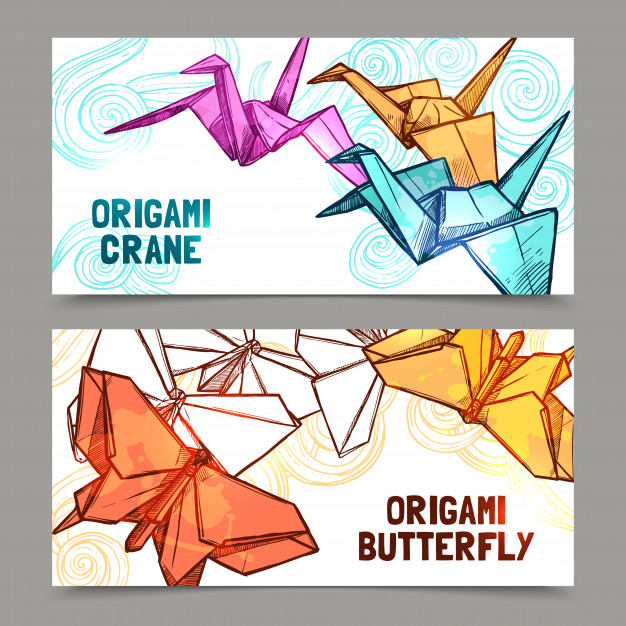 626x626 Origami Crane Vectors, Photos And Psd Files Free Download