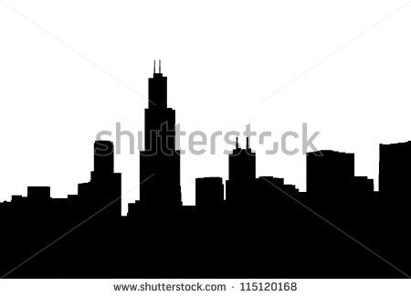 450x325 Orlando Skyline Clipart