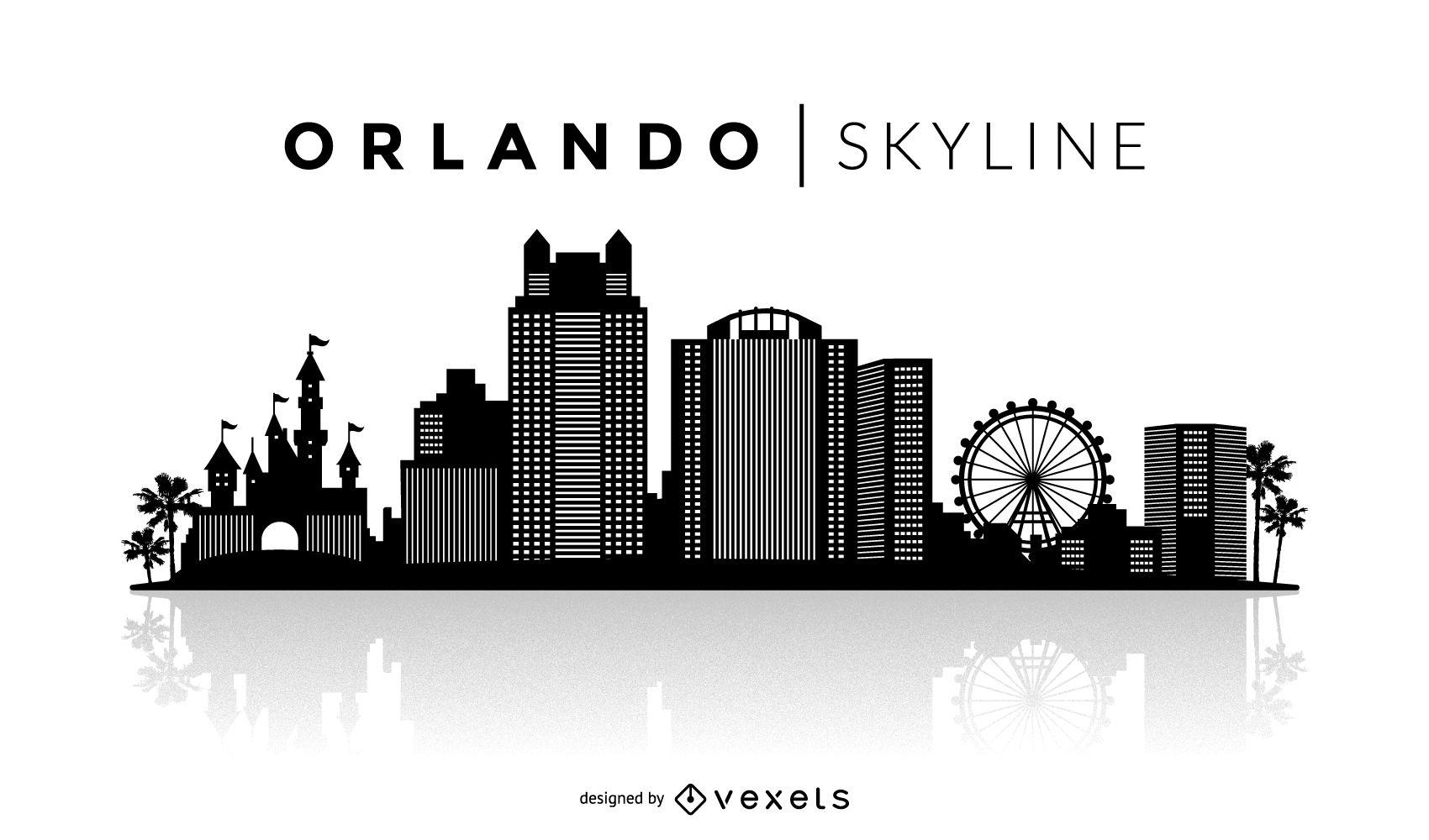 1700x1000 Orlando Silhouette Skyline