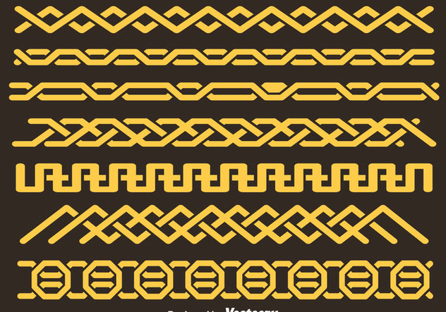 632x443 Islamic Ornament Border Vector Free Vector Download 429833 Cannypic