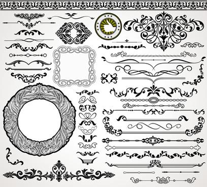 408x368 Arabic Ornament Eps Border Free Vector Download (183,752 Free