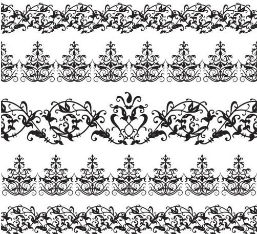 502x457 Stylish Ornamental Borders 17 Ai Format Free Vector Download