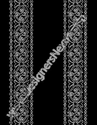 316x409 Free Vector Ornaments Amp Border Clip Art