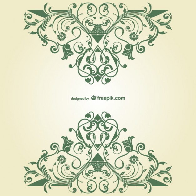 626x626 Free Vector Ornament Vector Free Vector Download In .ai, .eps