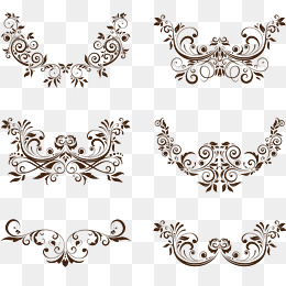 260x260 Floral Ornaments Png Images Vectors And Psd Files Free