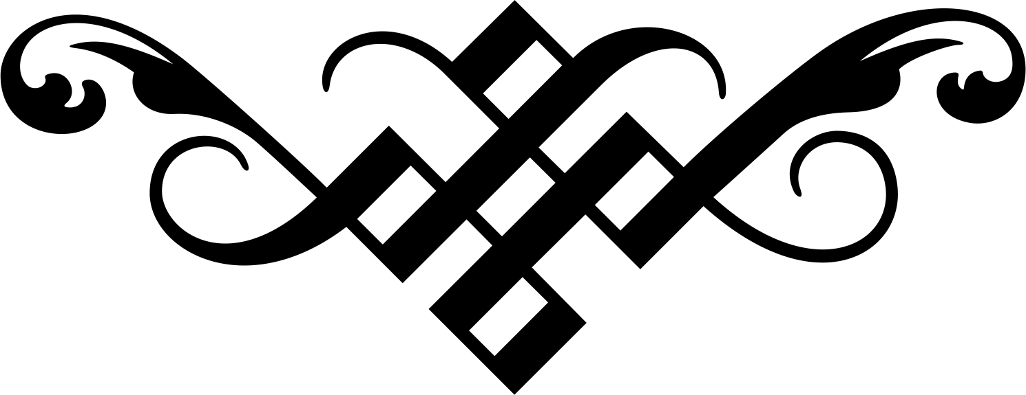 1490x575 Calligraphic Ornament Vector Free Vector Download