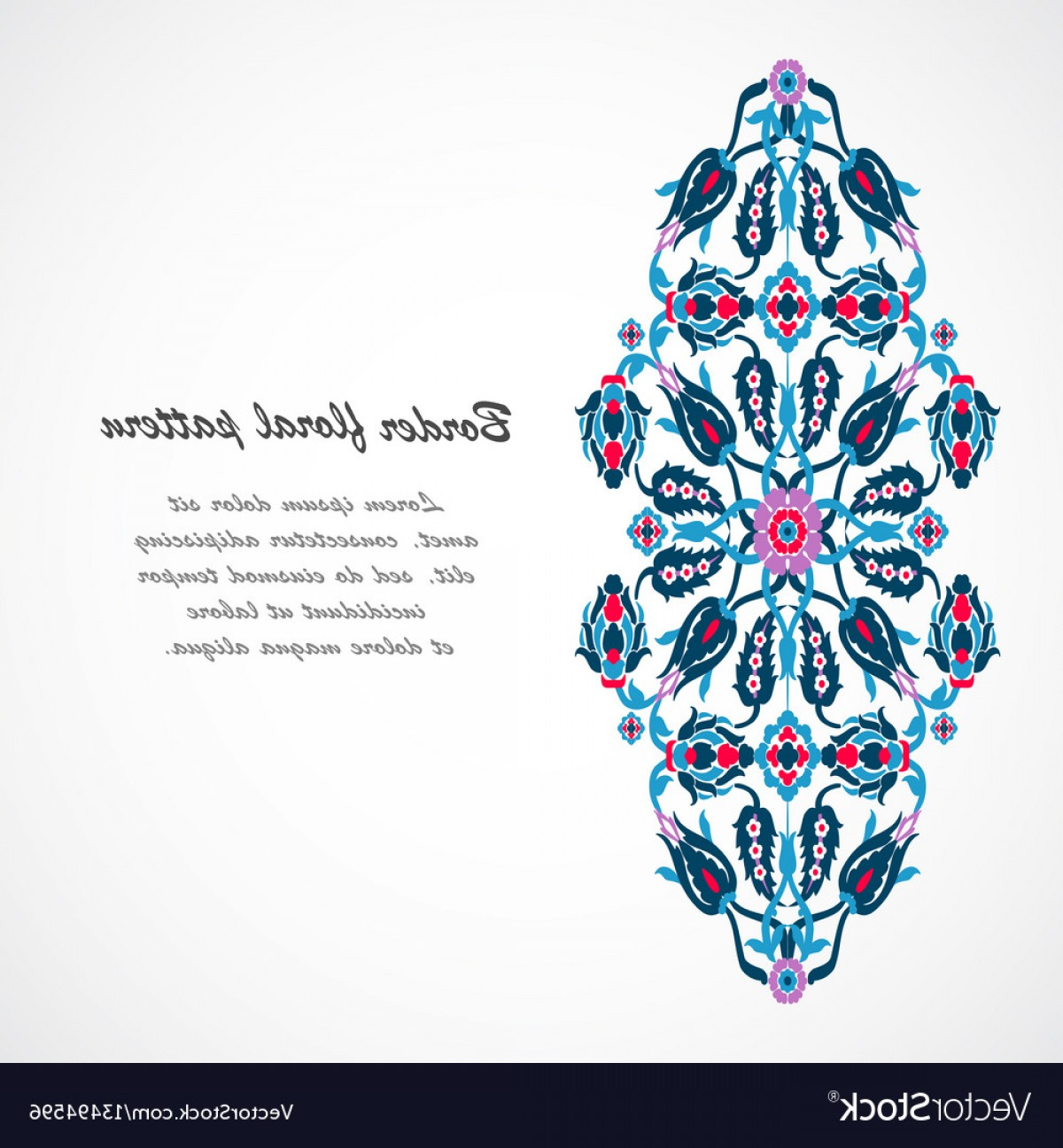 1200x1296 Arabesque Vintage Ornate Border For Design Vector Orangiausa