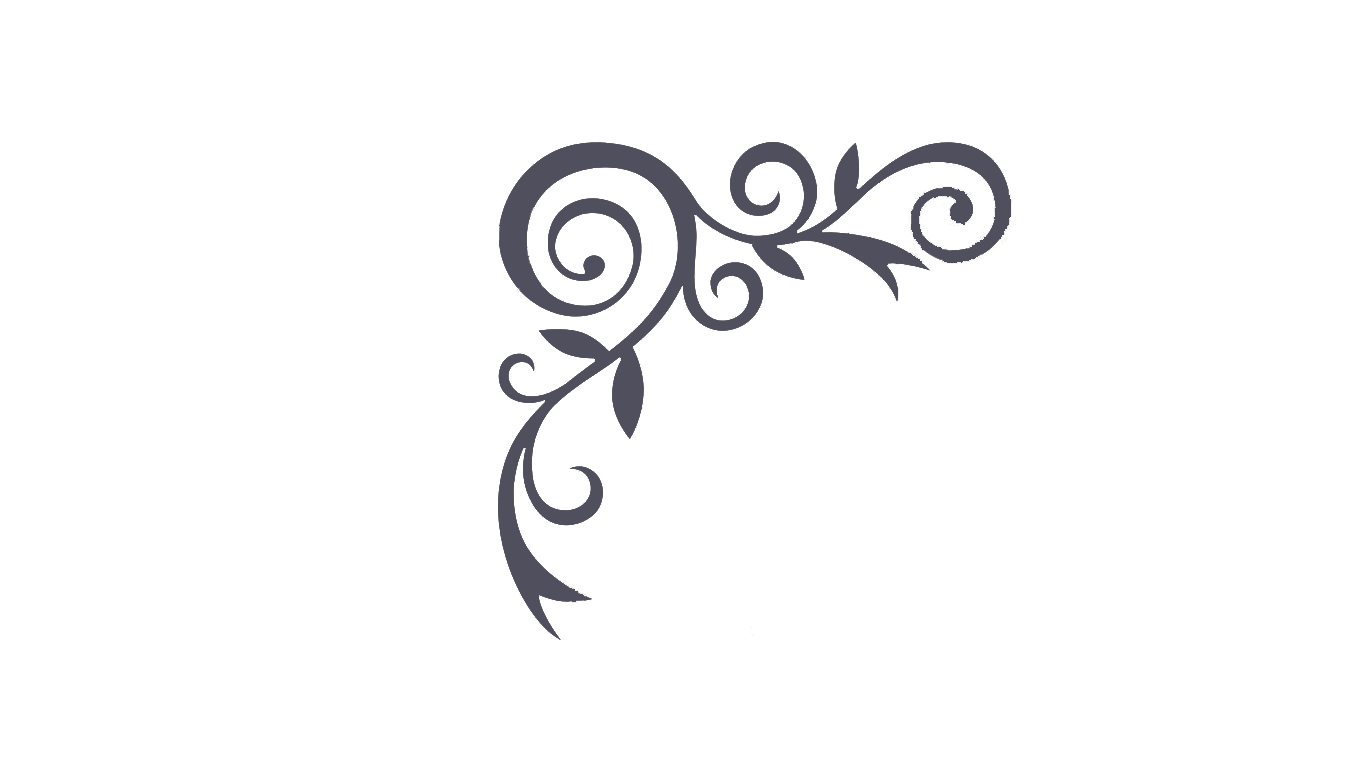 1366x768 Free Ornate Border Vector Png