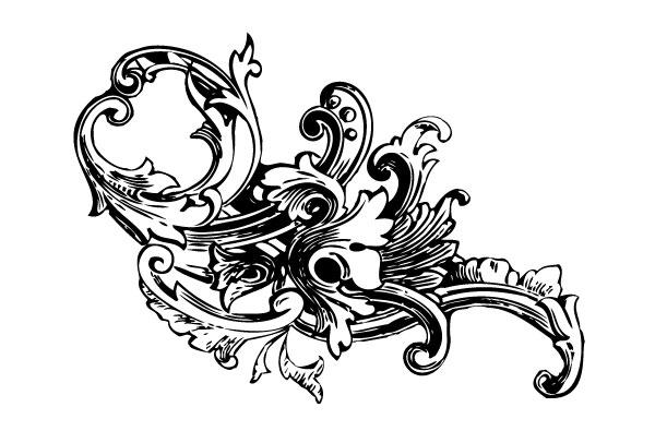 Ornate Vector