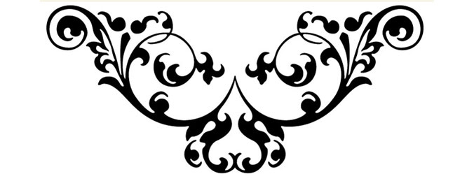 676x259 Free Ornate Vector Flourishes For Designers Maca Is Rambling