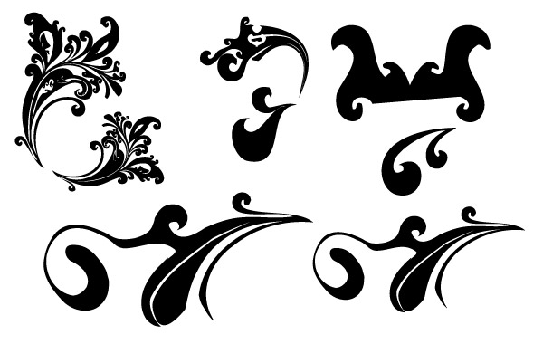 600x380 Free Download Of Ornate Vector Graphics And Illustrations