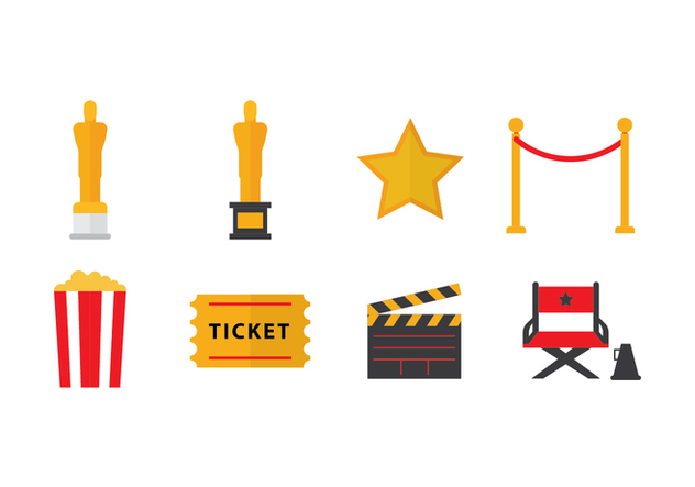 632x443 Free Academy Awards Oscar Icons Free Vector Download 399947 Cannypic