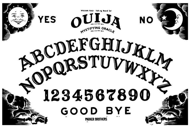 Ouija Board Vector at GetDrawings com   Free for personal